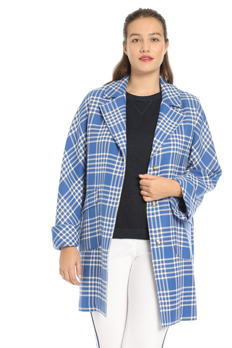 Double cotton coat Intrend