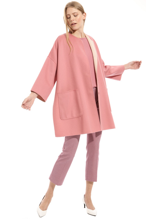 Kimono sleeve coat Intrend