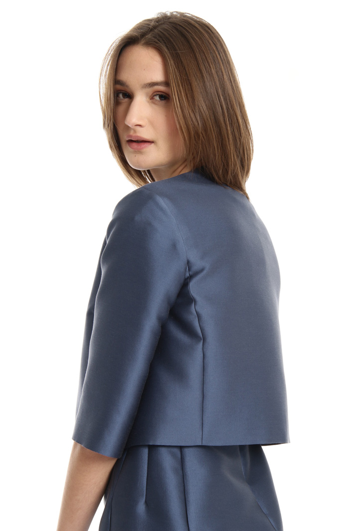 Double satin jacket Intrend