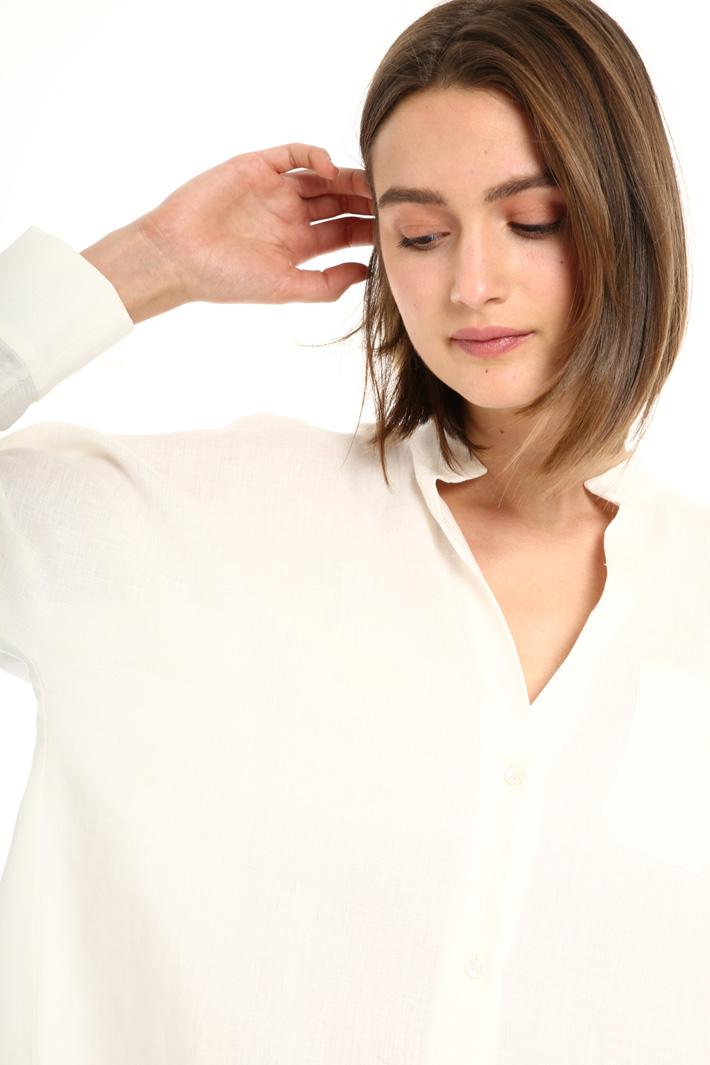 Pure linen shirt Intrend