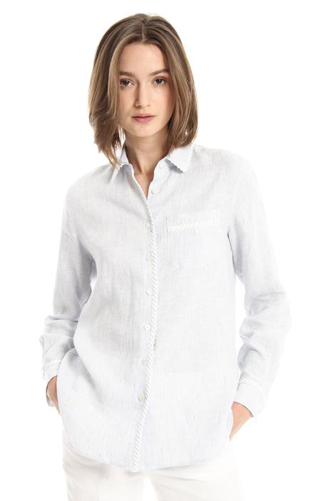 Classic linen shirt Intrend