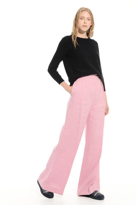 Linen palazzo trousers Intrend