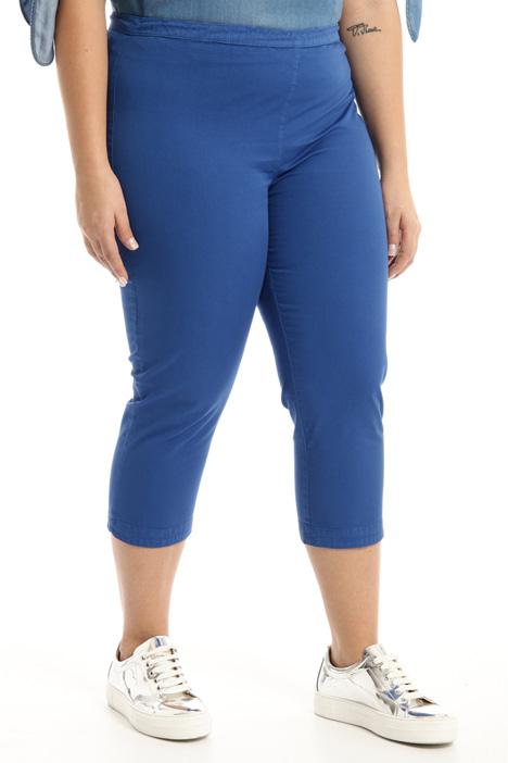 Pantaloni in puro cotone Intrend