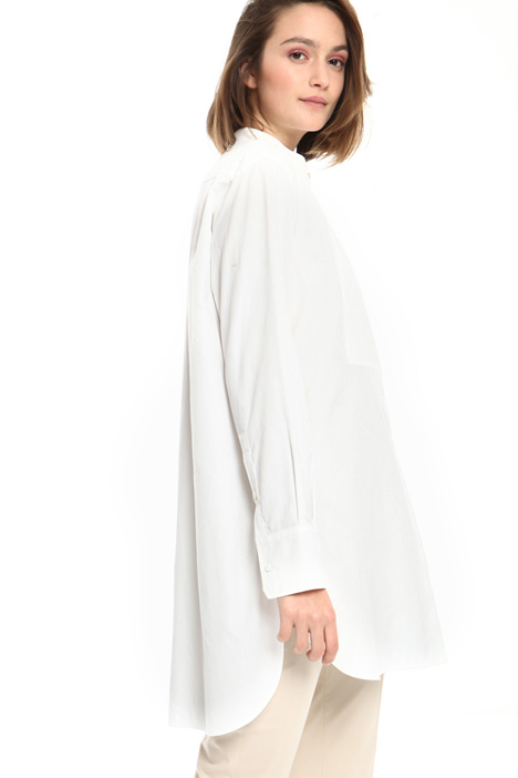 Oversized cotton tunic Intrend