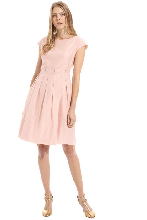 Silk princesse line dress Intrend