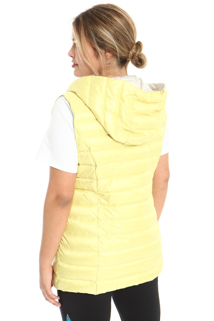 Padded vest Intrend