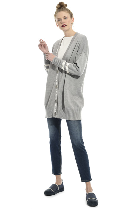 Button through cardigan Intrend