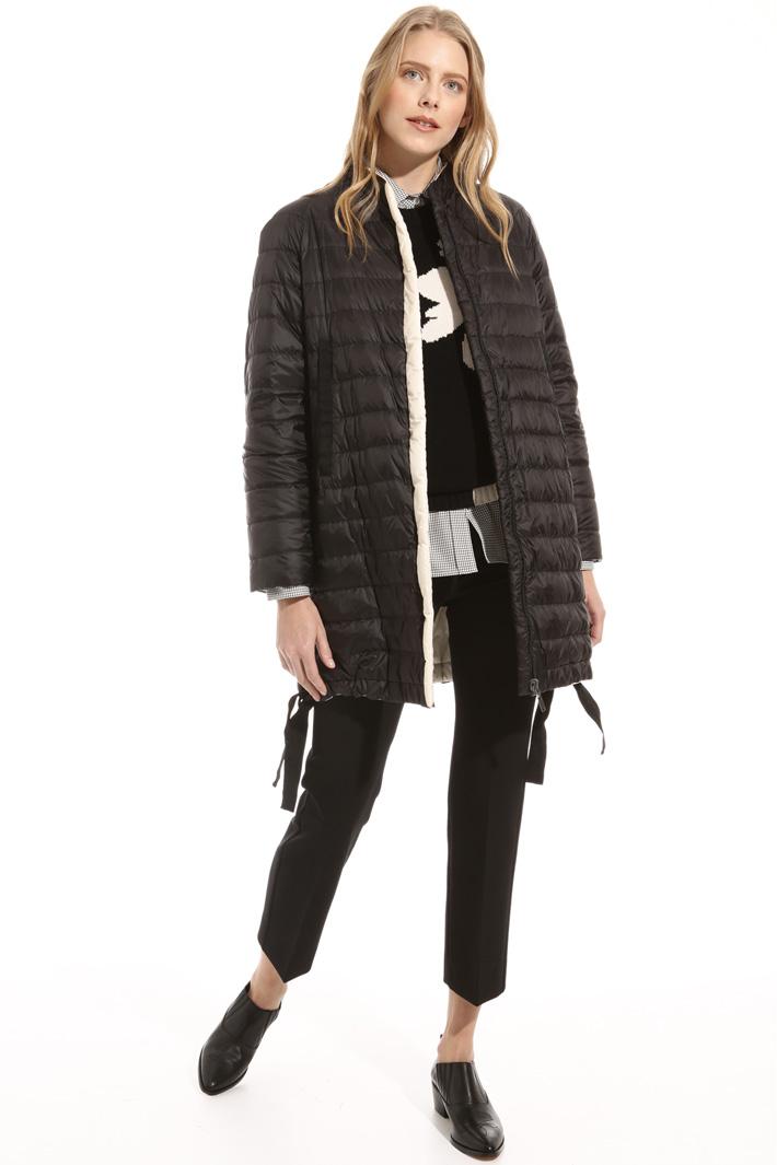 Reversible padded coat Intrend