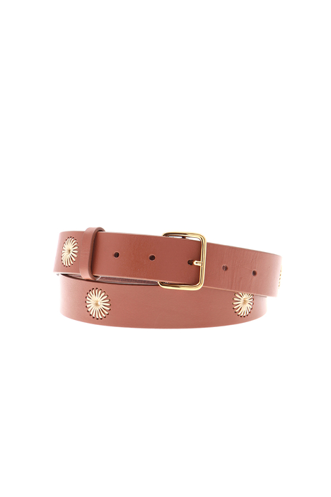 Embroidered belt Intrend