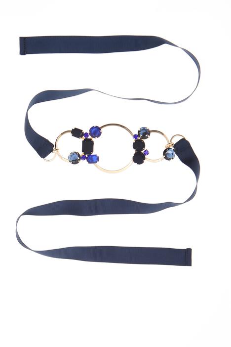 Jewel belt Intrend