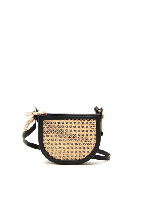 Mini straw crossbody Intrend