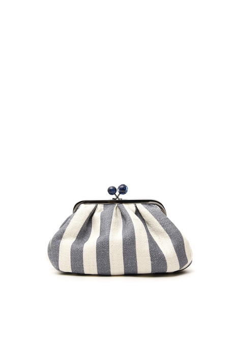 Pure linen clutch Intrend