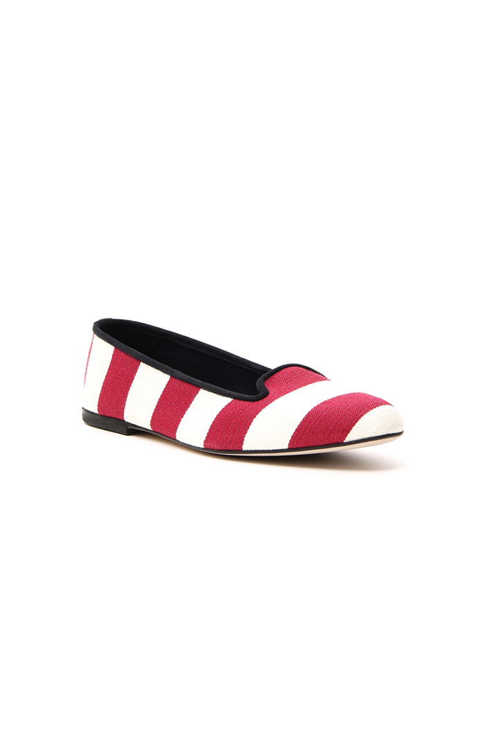 Cotton crepe moccasin Intrend