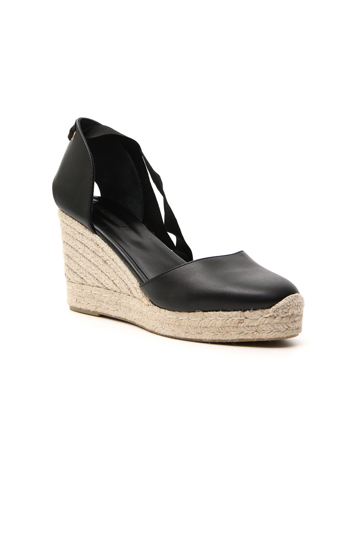 Nappa and rope sandal Intrend