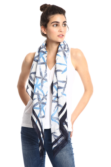 Cotton scarf Intrend