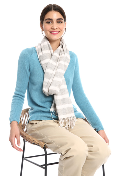 Pure cashmere scarf Intrend