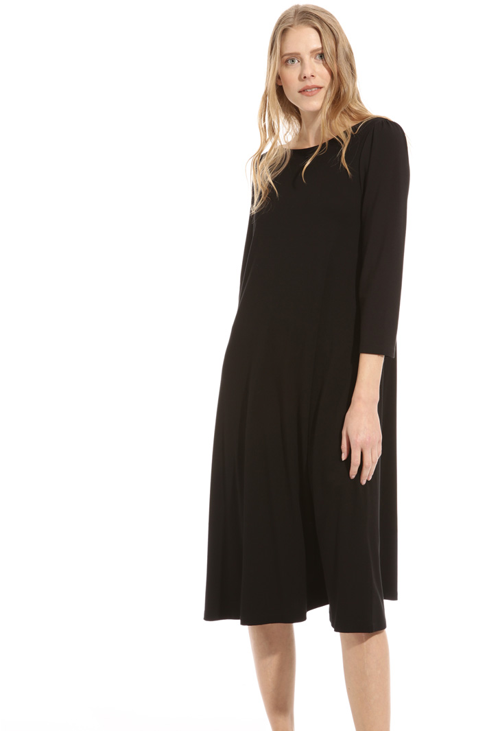 Loose fit jersey dress Intrend