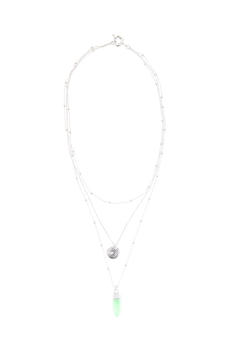 Necklace with crystal Intrend