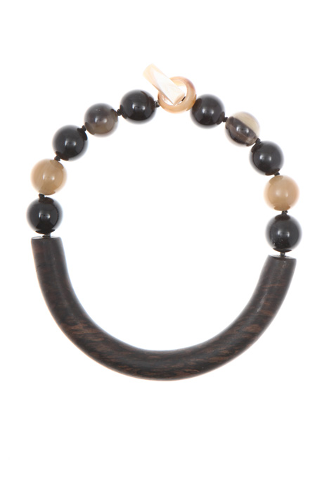 Ebony necklace    Intrend