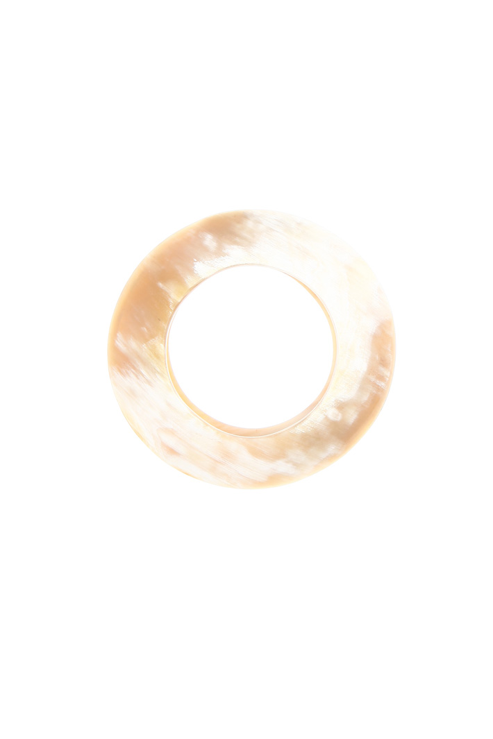 Rigid horn bracelet Intrend