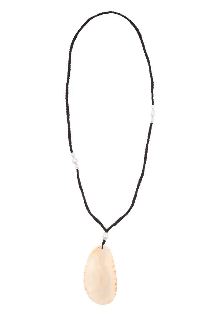 Necklace with stone Intrend