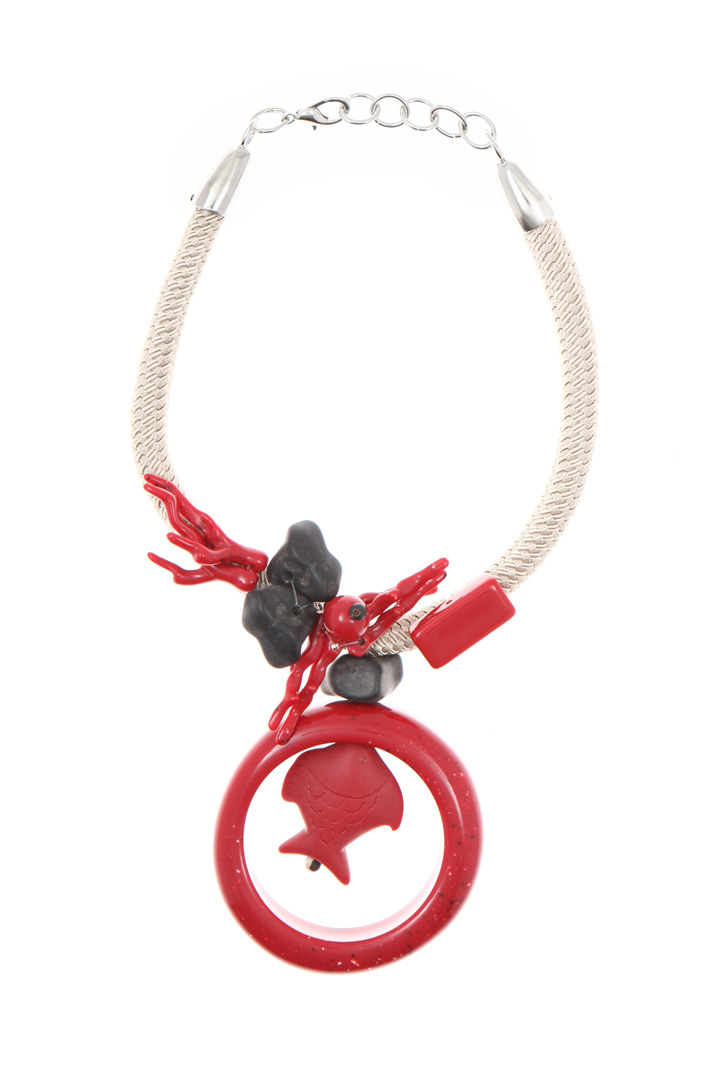 Rope necklace Intrend