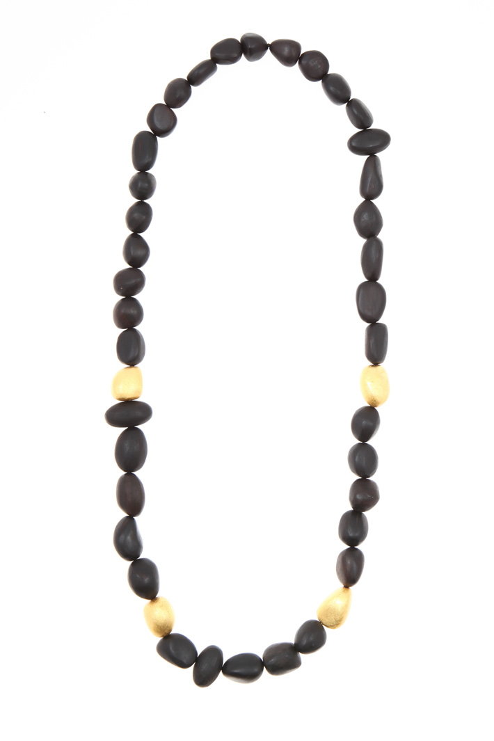 Ebony necklace Intrend
