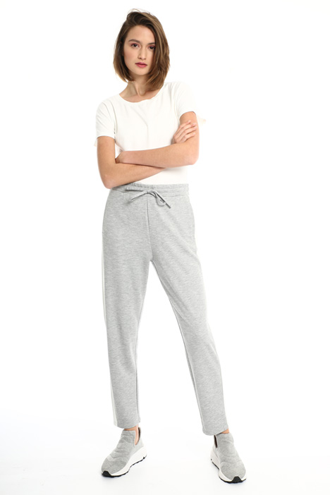 Light jersey trousers Intrend