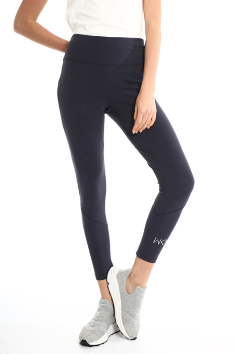 Leggings in jersey di cotone Intrend