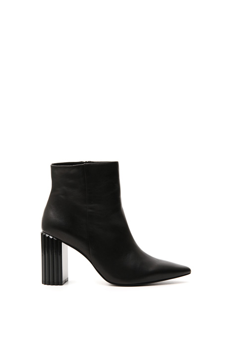 Nappa leather ankle boot Intrend