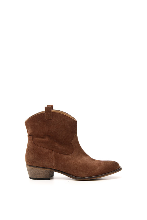 Texan suede boots Intrend