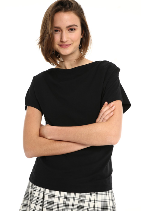 Double fabric T-shirt Intrend