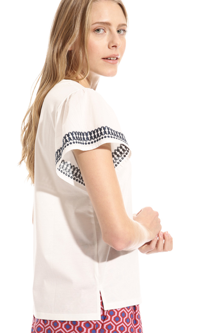 Cotton top Intrend