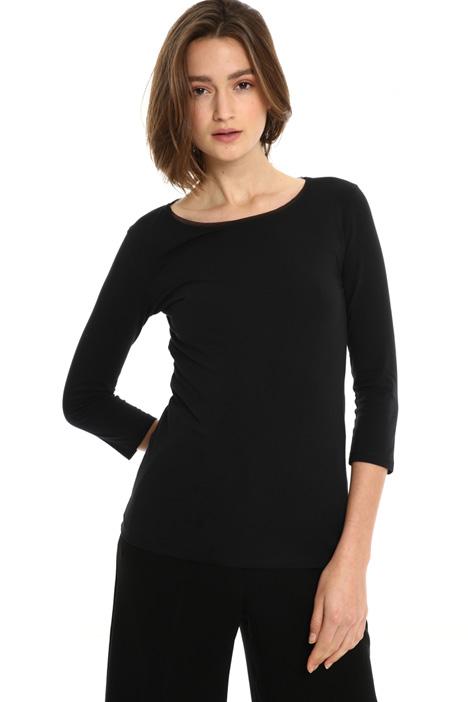 Elbow-length sleeve T-shirt Intrend