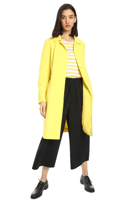 Tech ottoman duster coat Intrend