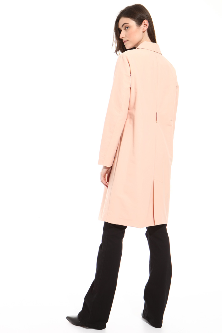 Tech ottoman duster coat Intrend