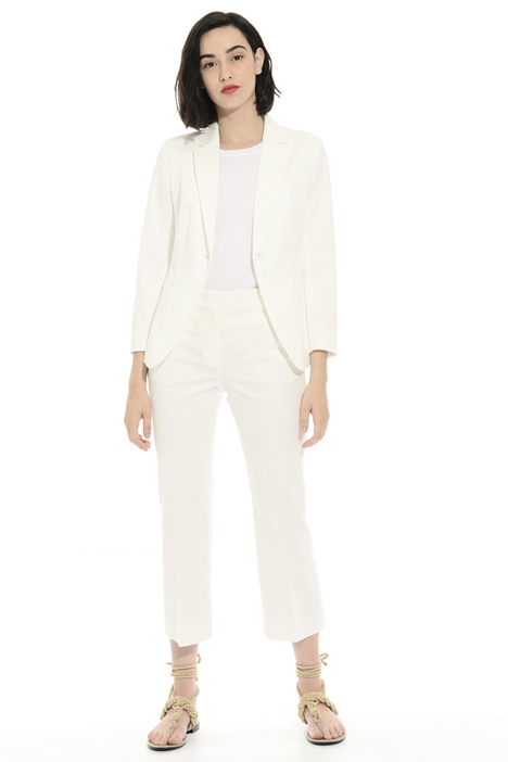 Pure cotton blazer Intrend