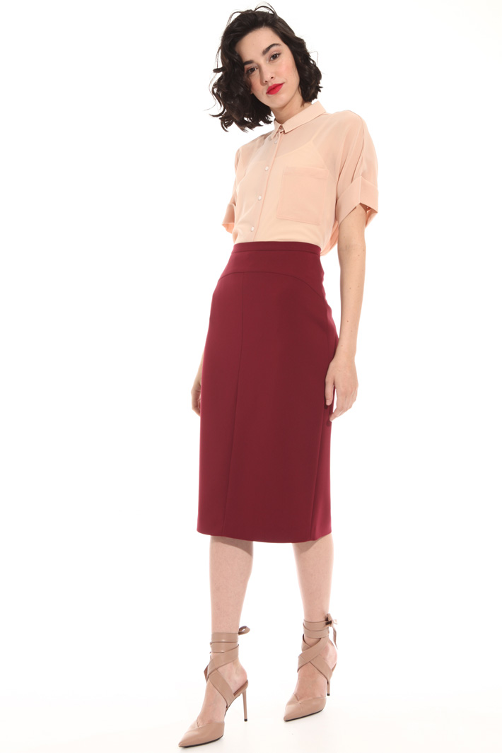 Cady sheath skirt Intrend