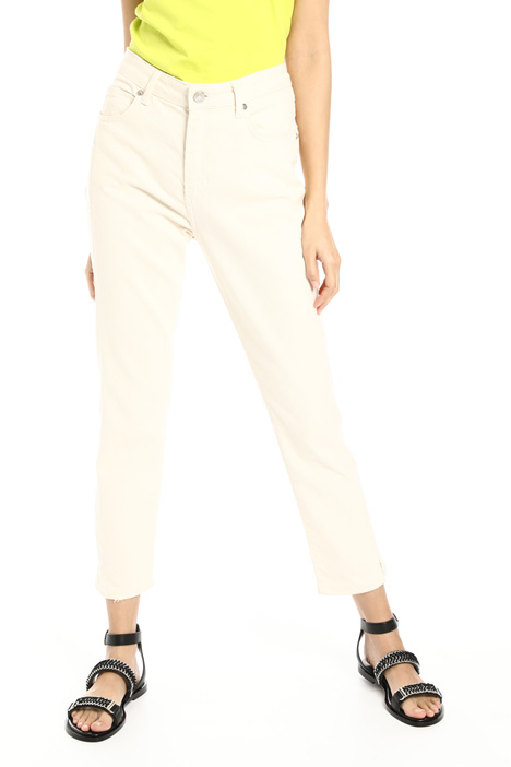 Pure cotton drill trousers Intrend