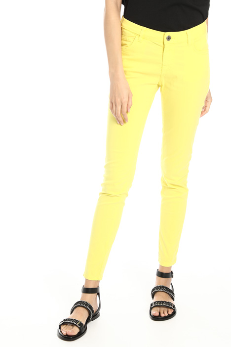 Skinny gabardine trousers Intrend