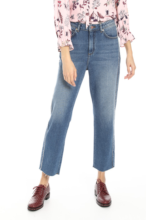 Five pocket denim trousers Intrend