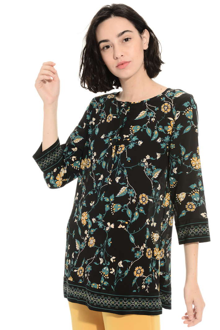 Pure silk blouse Intrend