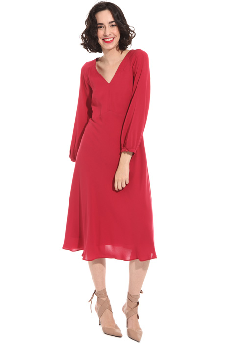 Loose fit cady dress Intrend