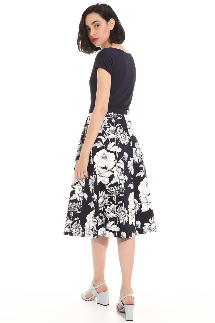 Double jersey dress Intrend
