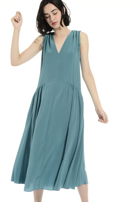 Pure silk dress Intrend