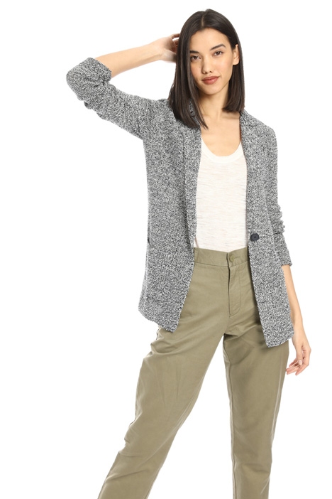 One-button cardigan Intrend