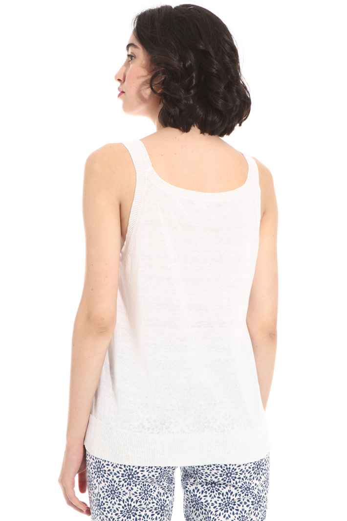 Knitted tank top Intrend