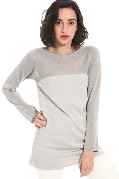Lurex viscose sweater Intrend