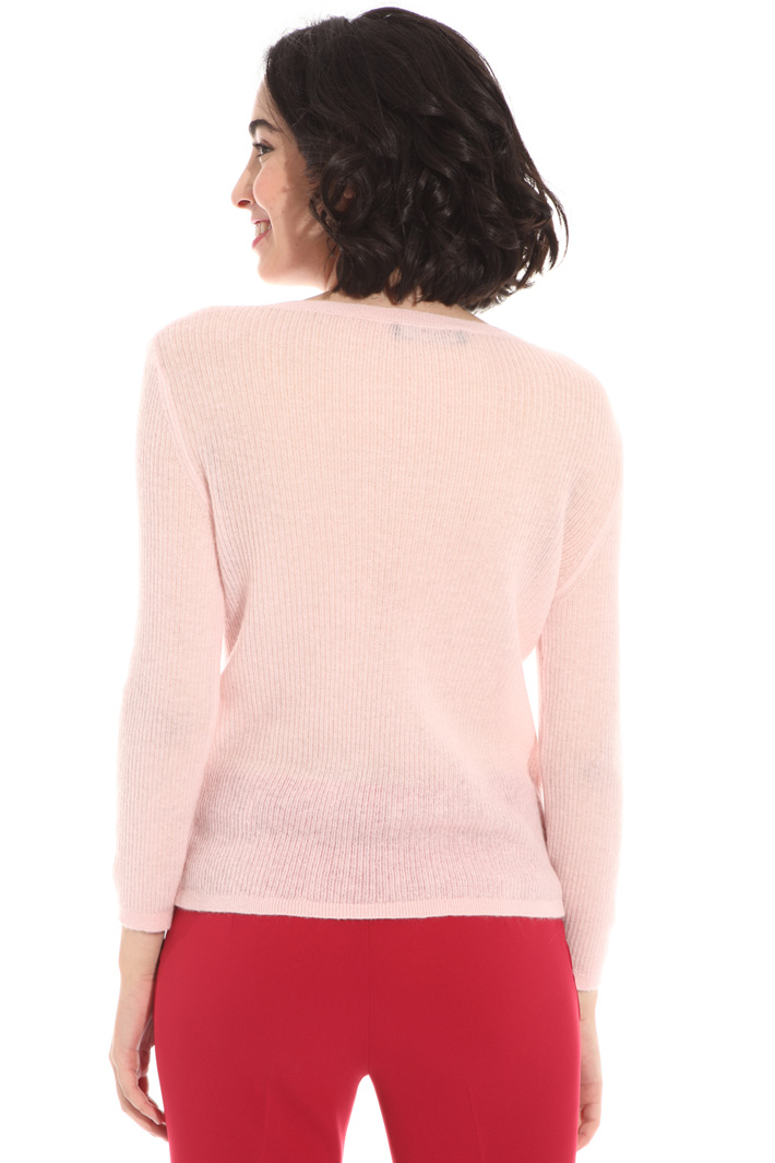 Mohair and wool sweater Intrend