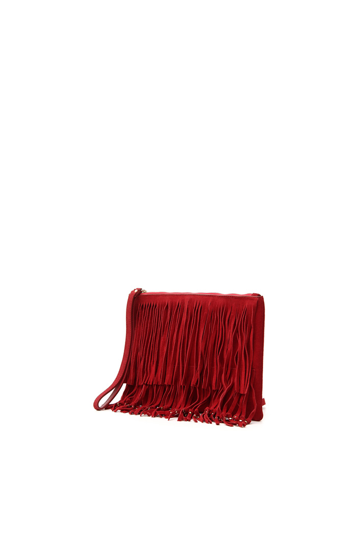 Fringed bag Intrend